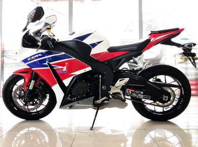 2015 Unregister Honda CBR1000RR Euro Spec