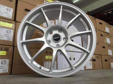 New rim 18x8.5jj wedsport tc105n GTI FC CAMRY HRV