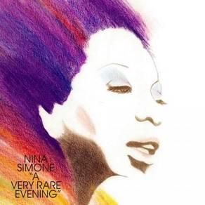 Nina Simone A Very Rare Evening LP