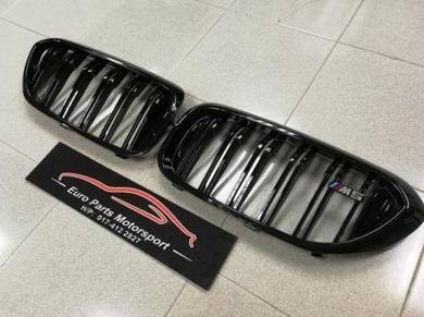 BMW G30 M5 Grill 1:1 6 Double Fins Combination