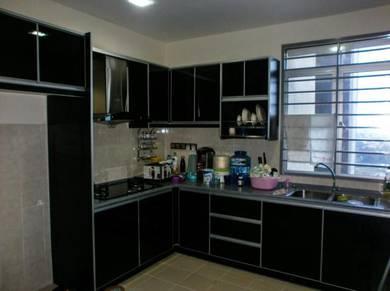 Wardrobe/ kitchen; sepang,salat tinggi,banting