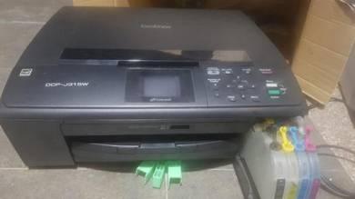 ABS hp printer