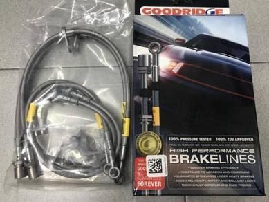 Goodridge Brake Hose Subaru Impreza STI GRB GVB