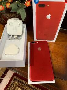Iphone 7 plus 256gb Red MY set