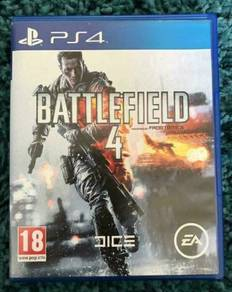PS4 Edition - BATTLEFIELD 4