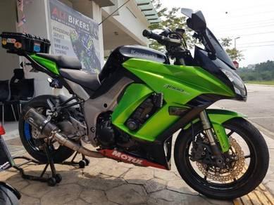 Z1000sx 2011