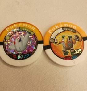 Pokemon Coin Card Japan 7