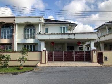 2 storey semi-D house at Orchard Avenue Seng Goon Garden for sale