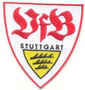 Bundesliga VfB Stuttgart German Football Patch