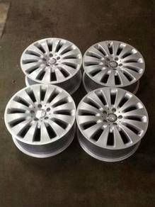 Mercedes oem 17inc rim made in poland for c class