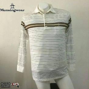 Grandslam munsing wear button up collar shirt vint