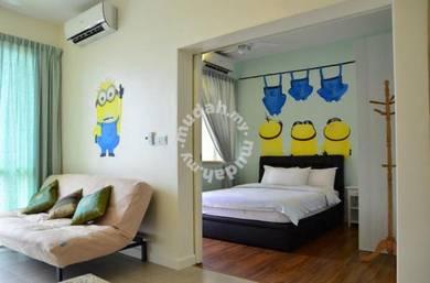 Holi Afiniti Themed Suites (Johor Bahru)