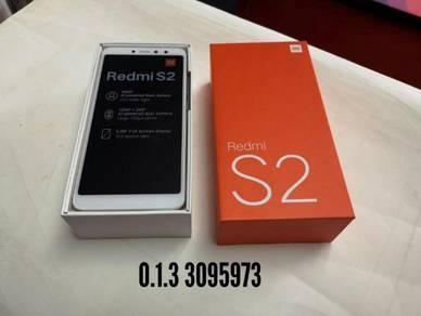 Xioami - redmi s2 - 32gb- new