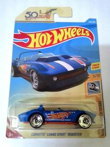 Hot Wheels 2018 - CORVETTE GRAND SPORT ROADSTER