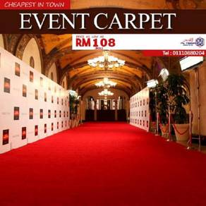 Event carpetmaking your event look good and grand