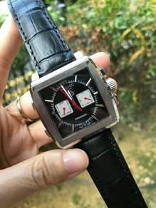 Monaco 2face watch