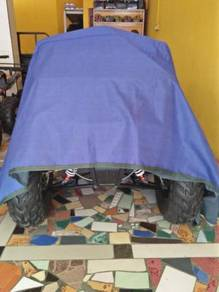 ATV Canvas Body Cover