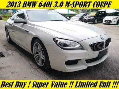 Recon BMW 640Ci for sale