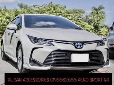Toyota altis 2020 Aero Sport GR Bodykit body kit