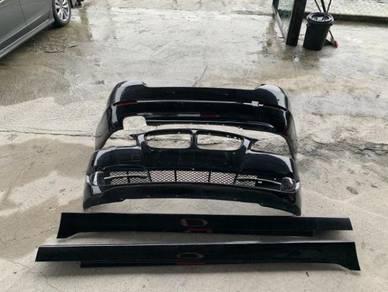 Bmw f10 bumper full set f30