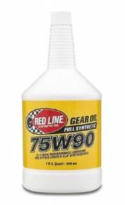 REDLINE 75W90 GL5 Gear Oil (Fully Syn) USA