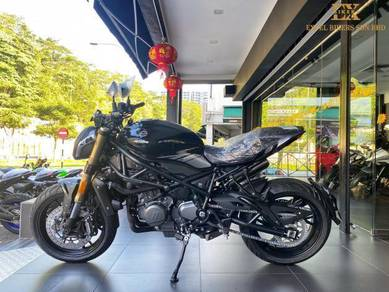 Benelli 752 S 752S NEW MODEL PROMOTION