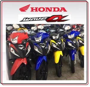 Honda wave alpha s/rim dp38