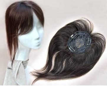Toupee Wig Top Head Piece - SS01
