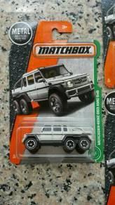 Matchbox Mercedes-Benz G63 AMG 6x6 NOT HOTWHEELS