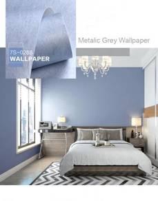 Wallpaper Light Grey