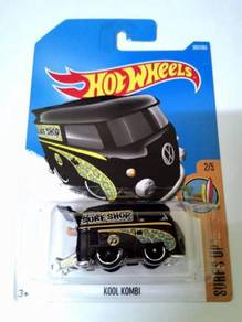 Hot Wheels 2017 - KOOL KOMBI (MOONEYES)