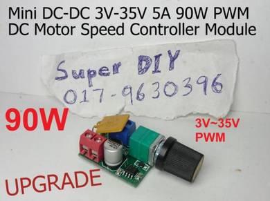 Mini 3V-35V 5A 90W PWM DC Speed Controller Module