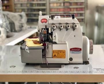 Bruce Direct Drive overlock sewing machine NEW