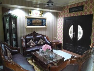 Jalan Kebun Seksyen 32 Shah Alam (Fully Renovated Terrace House)