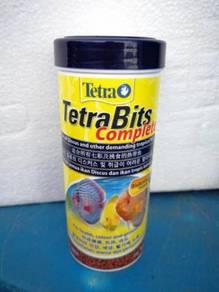 Tetra Bits Complete Fish Food Makanan Ikan 93gram