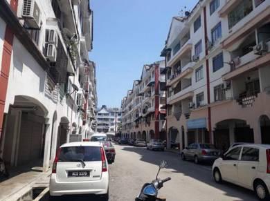 Apartment Pangsapuri Kota Laksamana Utama ,Melaka