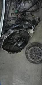 Honda civic sh3 sh4 d15b gearbox manual