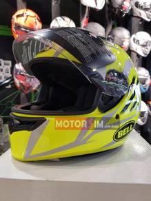 Bell Qualifier Blaze Hi-Viz/ Blaze Helmet