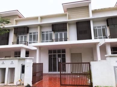 Full loan ~ booking fee only. taman nusantara prima near bukit indah
