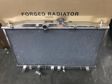 Blox aluminium radiator for honda accord cl7