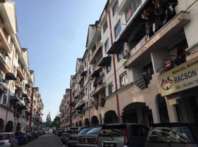 Apartment Pangsapuri Kota Laksamana Utama , Melaka