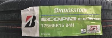 Tayar Bridgestone Ecopia EP300 175 65 15 Tyre 2020