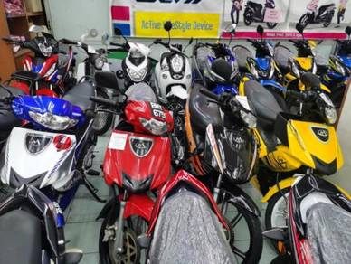 Modenas dinamik 2015end year promo whatsapp