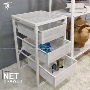 Net Drawer - Mini office 3 drawer