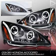 Honda accord 03 to 07 projector head lamp