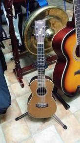 Prillante Molokai Concert Ukulele with Pickup (EQ)