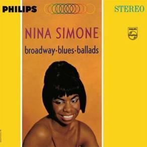 Nina Simone Broadway, Blues, Ballads 180g LP
