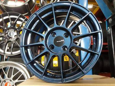 Rim 15 ENKEI NT03 RR MAG BLUE AUTO OPTION