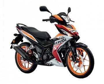 2018 Honda rs150r repsol