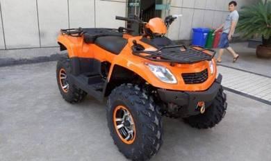 ATV Motor 600cc. NEM 4x4 shah Alan pahang